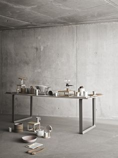'70/70' table by Swedish architects TAF for Muuto.