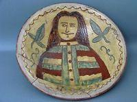 Antike Keramik Schale um 1724 Datiert Antique Pottery, Medieval, Decorative Plates, Ceramics, Antiques, Ebay, Europe, Home Decor, Ceramica