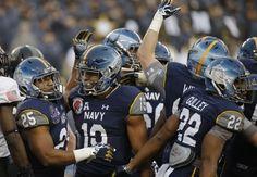 Navy 2015 Army Game Uniform