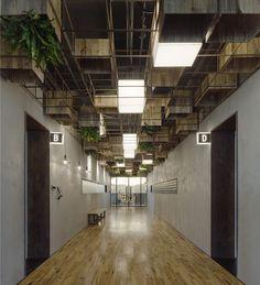 LLLab leo office shanghai china designboom