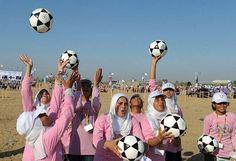UN for Lifting Football Hijab Ban