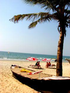#Goa Beach Life