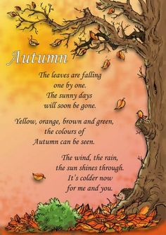 Autumn Art Ideas For Kids Preschool Children 34 Ideas For 2019 Autumn Art Ideas For Kids, Autumn Activities For Kids, Kids Poems, Nature Poems For Kids, Preschool Songs, Circle Time, Autumn Theme, Autumn Fall, Fall Crafts