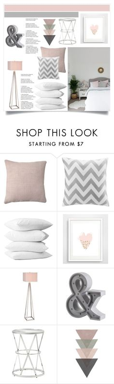 """""""Home Decor"""" by silvia-pbx ❤ liked on Polyvore featuring interior, interiors, interior design, home, home decor, interior decorating, Intelligent Design, JAlexander and Inspire Q"""