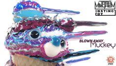 Blown Away Muckey By Josh Mayhem x Instinctoy