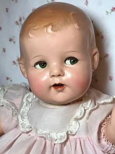 See our internet site for more details on Dolls. It is actually a superb location to read more. Old Dolls, Antique Dolls, Child Doll, Baby Dolls, Toddler Dolls, Reborn Dolls, Reborn Babies, Ideal Toys, Valentines Outfits