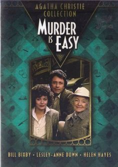 Agatha Christie Collection - Murder is Easy DVD ~ Lesley-Anne Down, Helen Hayes Bill Bixby, http://www.amazon.com/dp/B002EPZCN4/ref=cm_sw_r_pi_dp_4KUiqb1ZNY50K