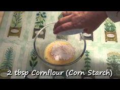 Chinese Lemon Chicken recipe - YouTube