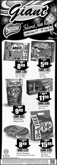 13-19 Jul 2015: Giant Nestle Hari Raya Promotions