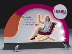 Humira Event on Behance