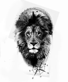 Lion tattoo - Lion tattoo – – Informations About Löwe Tätowierung Pin You can easily use my pr - Lion Head Tattoos, 3d Tattoos, Body Art Tattoos, Tribal Tattoos, Tattoos Skull, Tattoo Girls, Girl Face Tattoo, Girl Tattoos, Lion Tattoo Sleeves
