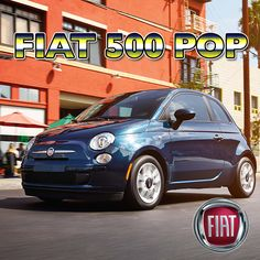 Fiat's Italian design is not the only reason you'll love it! Fiat 500 Pop, Halloween News, Pop Rocks, City, Vehicles, Design, Cars, City Drawing, Cities