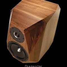 The beautifully carved Diapason Ástera Speaker #TheSpeakerShack #Diapson #Astera #Speakers #Audio #HighEnd #Music