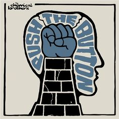 Push The Button, The Chemical Brothers (2005) - Shape within album covers