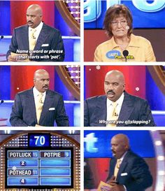 Family Feud Humor   16 Family Feud Answers That Caused Steve Harvey To Lose Faith In ...