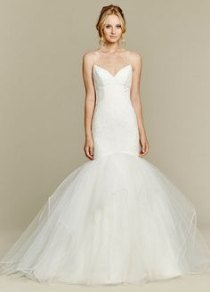 Blush Bridal has an extensive collection of wedding dresses from Blush by Hayley Paige, including the Bianca style 1552. Click here for more information!