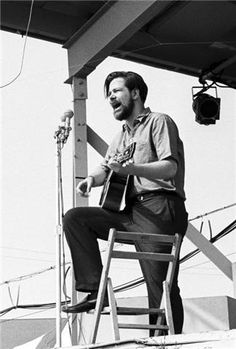 Dave Van Ronk 1963