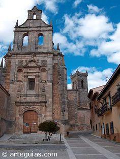 Iglesia de San Salvador, Cifuentes. Guadalajara.