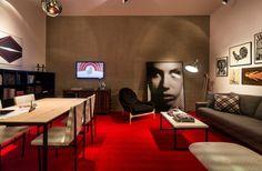 Espaço projetado por Sandro Clemes quebra a rigidez típica dos ambientes corporativos   Casa de la Gracia