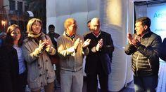 El Ministro de Turismo de la Nación inauguró la muestra itinerante de Marca País en La Rioja