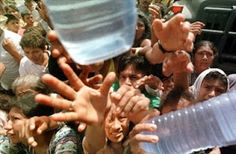 Justicia y Paz Tenerife: Pobreza y agua