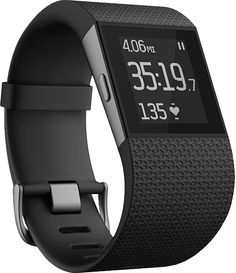 Súper reloj de forma física Fitbit Surge™