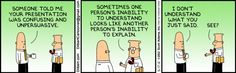 The Official Dilbert Website featuring Scott Adams Dilbert strips, animations and more
