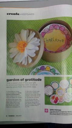 Garden of Gratitude!