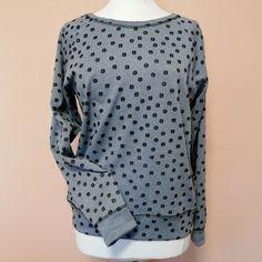 De troja, omdat ik van sweaters houd. – happy button
