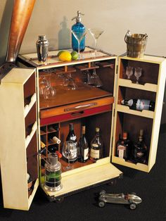 Authentic Models Orient Express Bar