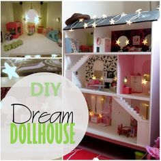 """This is probably where it all began. Just over a year, when my daughter was slightly less than two and was starting to play with dolls, the idea for a doll house was born. There is always a """"it al..."""
