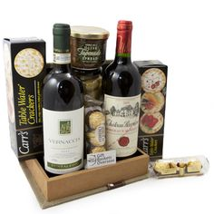International Housewarming Gifts | Sophisticated Wine Duet to Guam