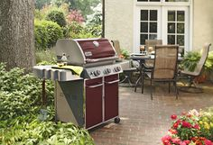 This top rated grill won't let you down!