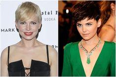 Tagli capelli corti femminili per chi ha il viso tondo - NanoPress Donna