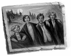 The marauders <3