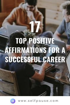Enjoy this list of the top career success affirmations to help you improve your performance and excel in your career!             #business# entrepreneurship #affirmations #positiveaffirmations #businessaffirmations #successaffirmations #findingsuccess #makingsuccess Top Careers, Best Careers, Career Affirmations, Positive Affirmations, Career Success, Career Goals, Professional Goals, Career Options, Any Job