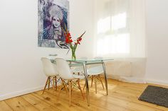 design apartment in prime berlin-mitte location. Berlin, Apartment Design, Chair, Stylish, Furniture, Home Decor, Decoration Home, Room Decor, Home Furnishings