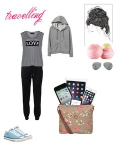 """""""travelling"""" by fashioncity4me ❤ liked on Polyvore"""