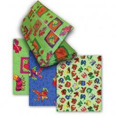 Pillowcase Style Print Rest Mat Sheets | Honor Roll Childcare Supply