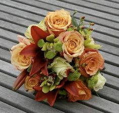 Sweet Nothings Floral Design. Love the look of this designer.