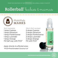 Rollerball Babies & Mamas - Mama Marks
