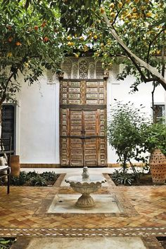 Came across these great places to stay in Marrakech, Morocco (have a friend going soon & looking through these made me wish I was going too ;) … The beautiful hotels pictured are: 1 Dar Kawa, 2 Hotel du Tresor, 3 P'tit Habibi, 4 Riad Adore, 4 Tchaikana | via cntraveller x debra   follow on Bloglovin'