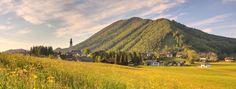 Unvergessliche Tage in Faistenau im Salzkammergut. Ein Anblick für Götter. Mount Rainier, Mountains, Nature, Travel, Places, Vacation, Viajes, Naturaleza, Destinations