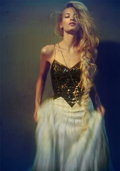 Free People Limited Edition hand crafted dresses. Individually made by their senior designers. Boho glam!