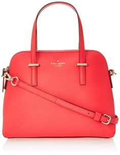 kate spade new york Cedar Street Maise Top Handle Bag,Dark Geranium,One Size kate spade new york http://www.amazon.com/dp/B00FLCT04Y/ref=cm_sw_r_pi_dp_bSWQtb058MJYYJTS