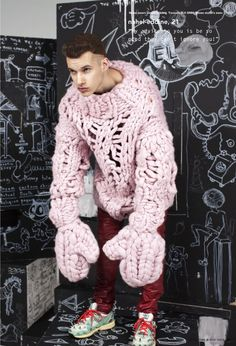 Knitwear anyone?