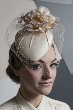 9648b100 Award winning Italian milliner Giulia Mio creates bespoke hats and  fascinators for every occasion, handmade in Leicester.