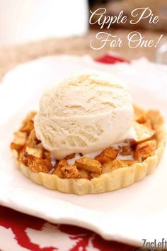 Apple Pie For One! | ZagLeft