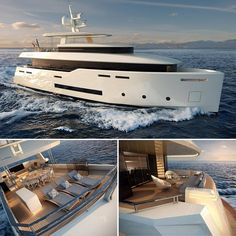 Another amazing Project from the SF line #SF30 Designed by #LucaVallebona SFL Design SF Yachts