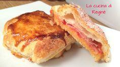 #Mini Parigine con pancarrè# La cucina di Reginé.